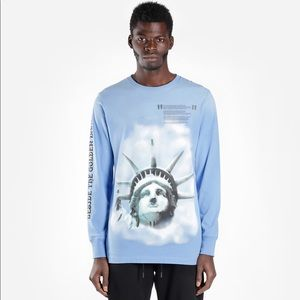 Off-White Statue Of Liberty Sweater